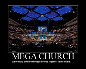 "Mormon bishop to the Mega-Church: ""Thank you!"""