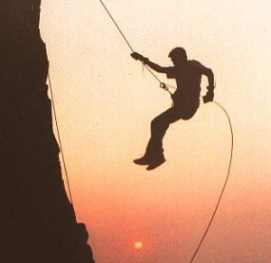 Rappelling, Race and Your Role in the Redemption of the World