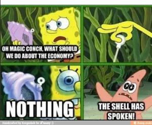 Magic conch