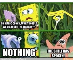 Magic conch