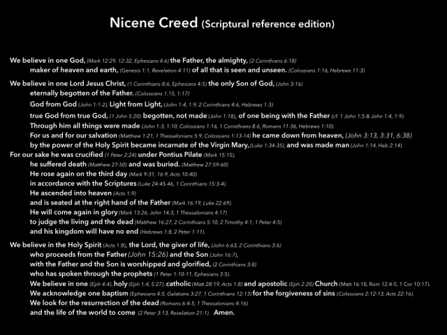 Nicene Creed Scriptures.001