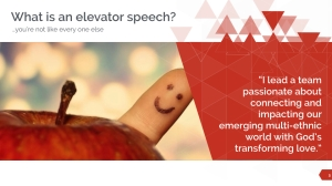 Elevator Speech 2014 Slides.001