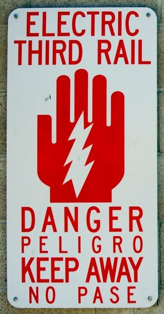 Third-Rail-Danger-Sign